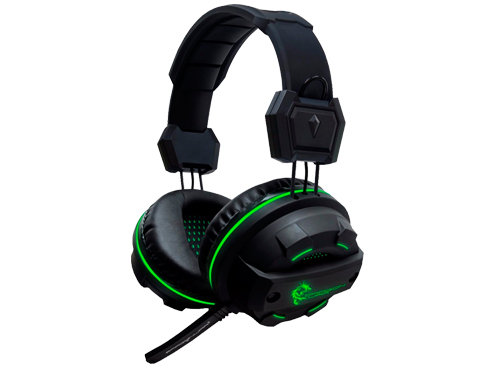 DragonWar Revan Headset Gamer G-HS-003 Luces LED