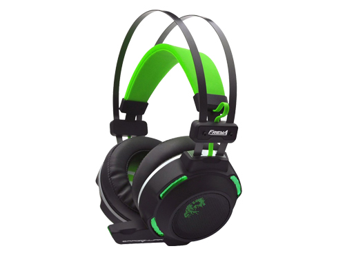 DragonWar Freya Headset Gamer G-HS-007 Luces LED