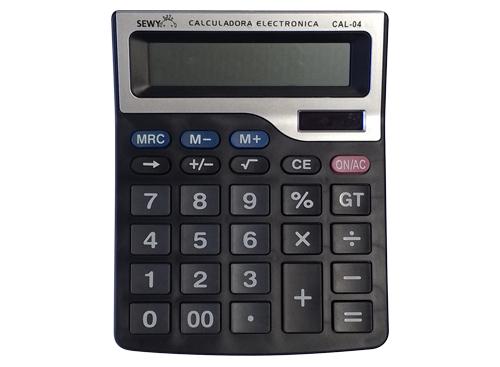 Calculadora Electrónica Sewy Compacta CAL-04