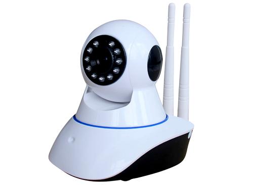 Cámara de Vigilancia IP Wireless 360 Grados