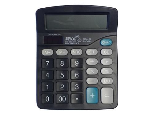 Calculadora Electrónica Sewy Compacta CAL-02