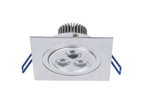Spot Con Lámpara 3x2W (6 watts) Luz Fría