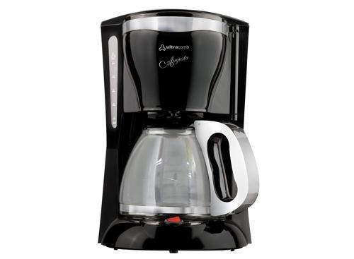 Cafetera Automatica 800W Ultracomb  CA - 2208