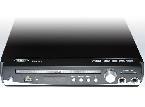 Reproductor de DVD Embassy USB HDMI Ebassy EM