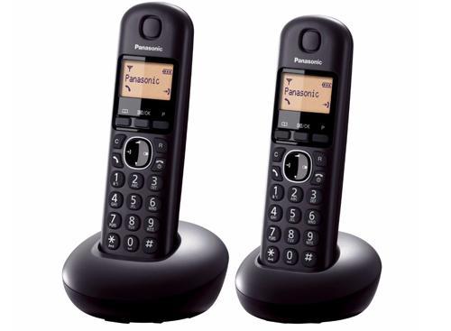 Telefono Inalambrico Panasonic 2 Bases Call ID