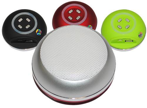 Parlate Bluetooth Portatil CH221 |Radio FM/SD
