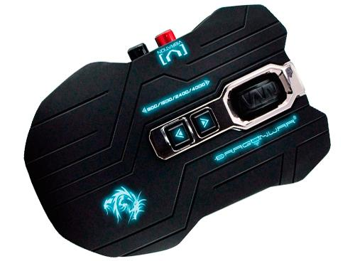 Gaia | Gaming Mouse - Dragon War Blue Sensor