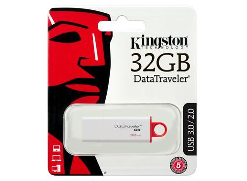 Pendrive Kingston| 32gb Usb 3.0| Modelo DT G4
