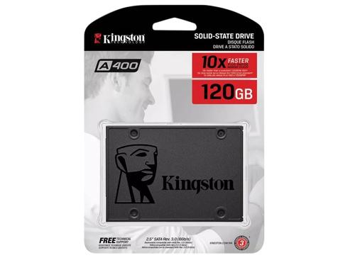SSD Disco de Estado Sólido Kingston 120 GB