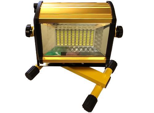 Reflector LED Portátil 100W Batería Recargable