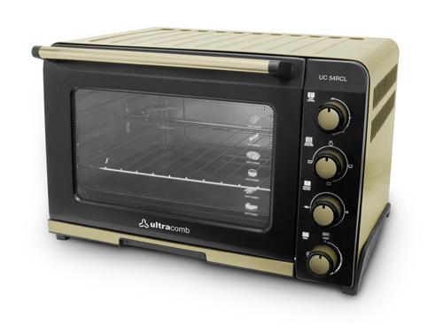 Horno Electrico 1800W | UltraComb | AU54RCL |