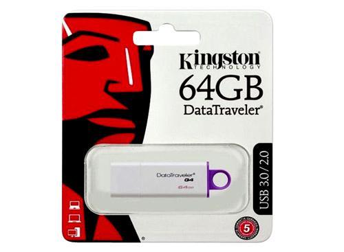 Pendrive Kingston| 64gb Usb 3.0| Modelo DT G4