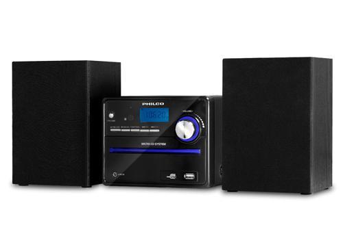 Microcomponente Philco AMP42U 400W USB Aux CD