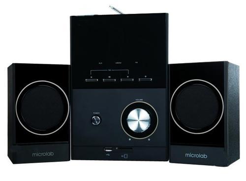 Parlante 2.1 Microlab M223BT Bluetooth RadUSB