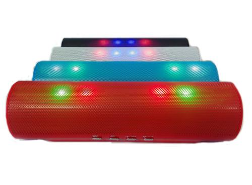 Parlante Portatil Bluetooth C -86| Slot SD|FM