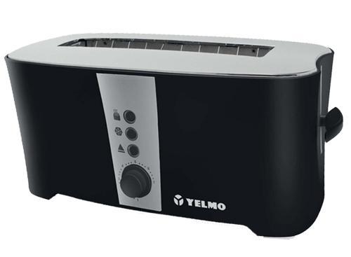 Tostadora Yelmo | Modelo: TO -3002 | Garantía