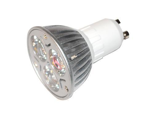 Lámpara LED 3W 220v con Luz Fría Bajo Consumo