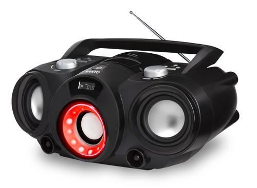 Radiograbador digital Bluetooth SANYO|MDX1900