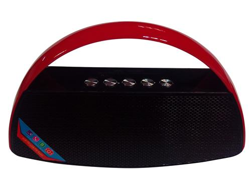 Parlante Bluetooth WS-1528|Radio FM /Slot SD|