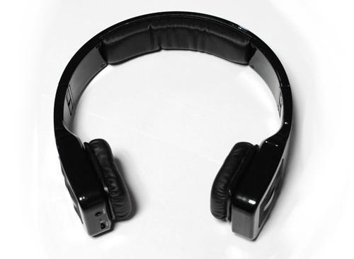 Auriculares Dj Boom PL2 Radio Fm lector de SD